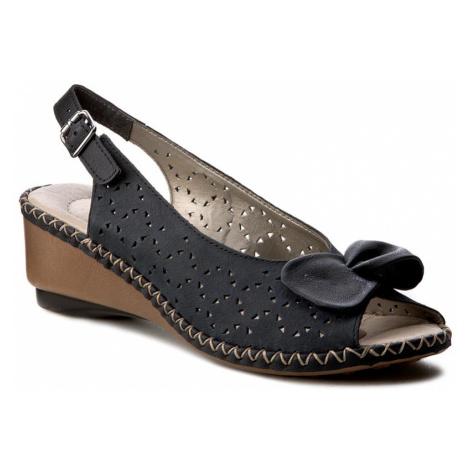 Sandály RIEKER - 66178-14 Blue