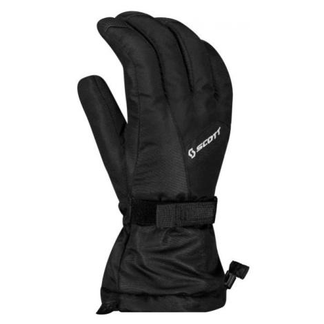 Scott ULTIMATE WARM W GLOVE černá - Dámské lyžařské rukavice