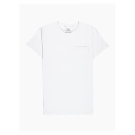 GATE Žerzejové tričko s náprsní kapsou