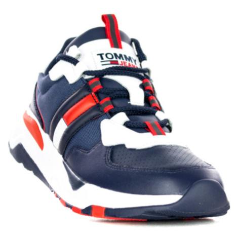 Tommy Jeans pánské barevné sportovní tenisky Chunky Tech Tommy Hilfiger