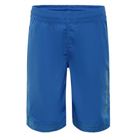 Dětské šortky Alpine Pro JONATHANO 2 - modrá