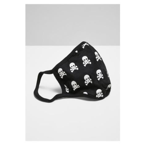 Skull Face Mask 2-Pack Mister Tee