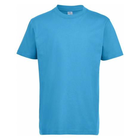 SOLS Dětské triko s krátkým rukávem IMPERIAL KIDS 11770321 Aqua SOL'S