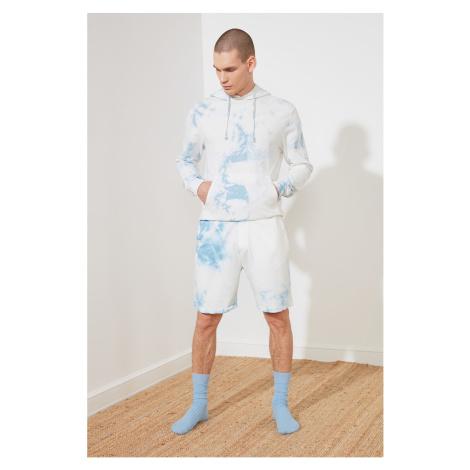 Trendyol White Male Regular Fit Shorts & Bermuda
