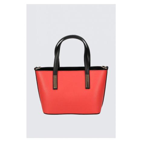 Malá kožená kabelka do ruky i přes rameno Giulia Exclusive