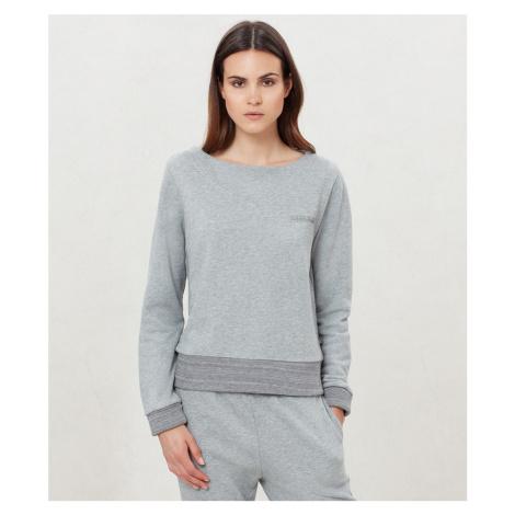 Napapijri NAPAPIJRI dámská fleece šedá mikina