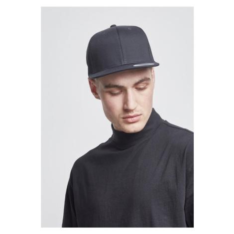 Organic Cotton Snapback - black Urban Classics