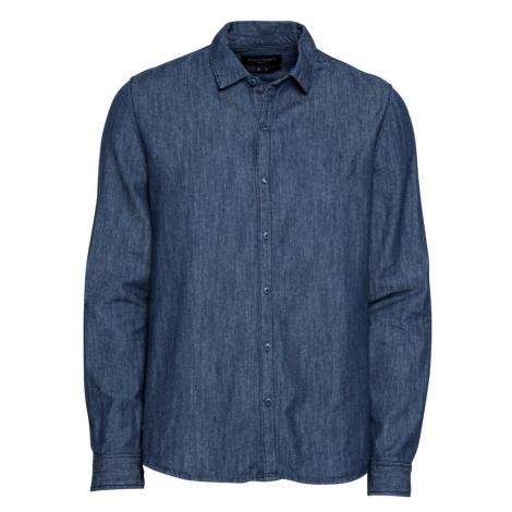 Cotton On Košile 'Fitzroy' modrá džínovina