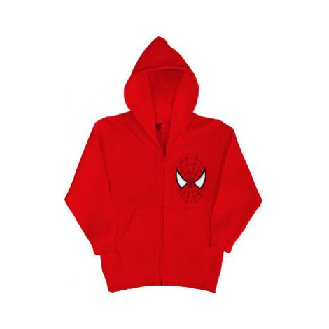 Dětská mikina na zip Spiderman
