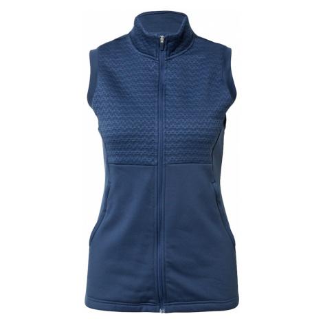 Adidas Golf Sportovní vesta námořnická modř