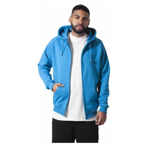 Zip Hoody - turquoise Urban Classics