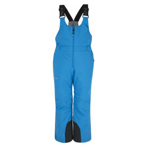 KILPI Chlapecké lyžařské kalhoty CHARLIE-JB JJ0044KIBLU Modrá