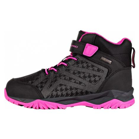 Dětské outdoorové boty Alpine Pro UGO - růžová