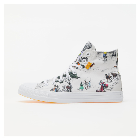 Converse x Union Chuck Taylor All Star Hi White/ Multi/ White