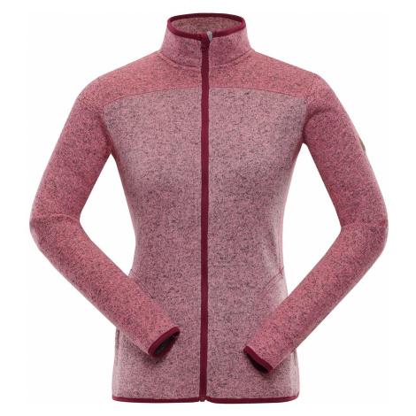 Dámský svetr Alpine Pro FILIPOSA 2 - růžová