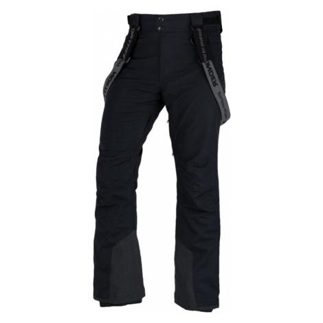 NORTHFINDER LARK Pánské 2L lyžařské kalhoty NO-3572SNW270 černá