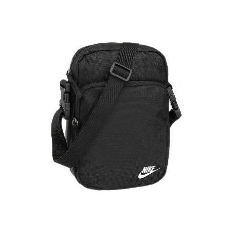 Černá taška přes rameno Nike Small Items Packs