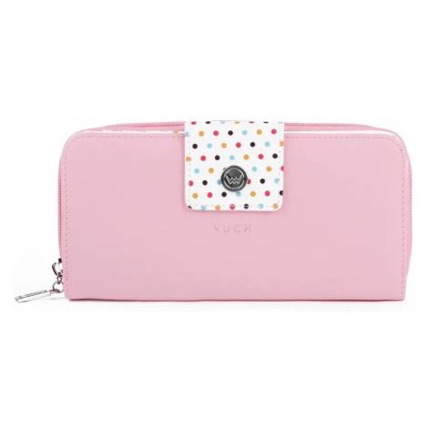 Vuch světle růžová peněženka Britney Bird