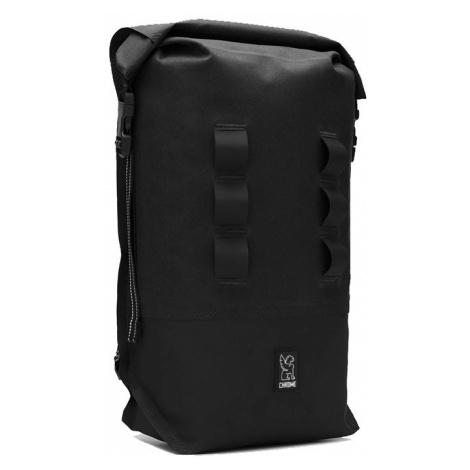 Chrome Industries Urban Ex Rolltop 18L Backpack Black černé BG-217-BKBK
