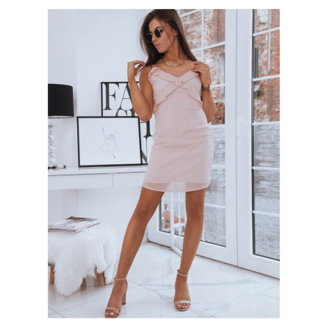 MARITA pink dress Dstreet EY1543