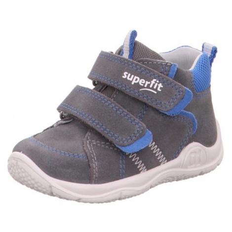 dětské celoroční boty UNIVERSE, Superfit, 0-609420-2500, šedá