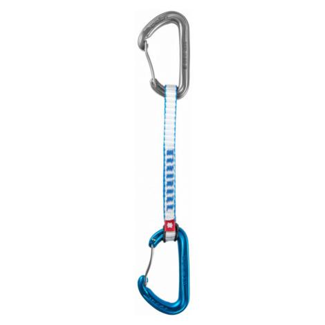 Expres set Ocún Hawk QD wire DYN 11mm 15cm 5-pack modrá