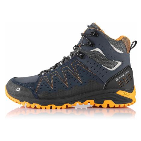 Outdoorová obuv Alpine Pro BELIAL - tmavě modrá