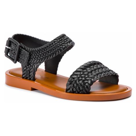 Sandály MELISSA - Mar Sandal+Salinas A 32482 Black/Brown 50801