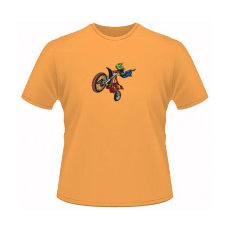 Pánské tričko SuperStar Motorkář