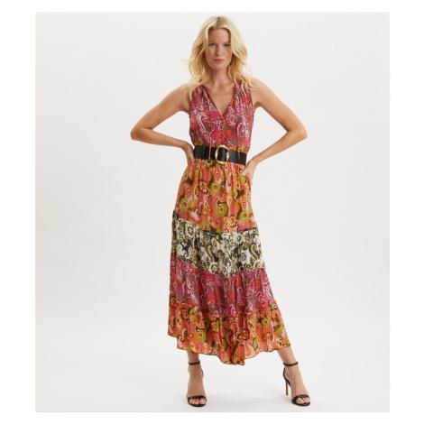 Šaty Odd Molly Mesmerizing Dress - Různobarevná