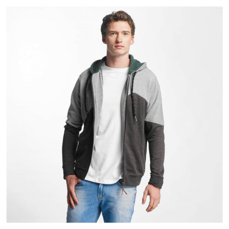 Just Rhyse / Zip Hoodie Palo Verde in grey