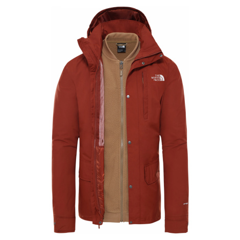 THE NORTH FACE M PINECROFT TRICLIMATE, BRANDYBN/UTLTYB