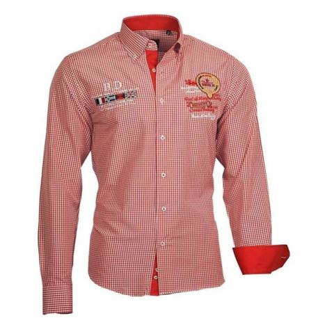 BINDER DE LUXE košile pánská 81403 dlouhý rukáv