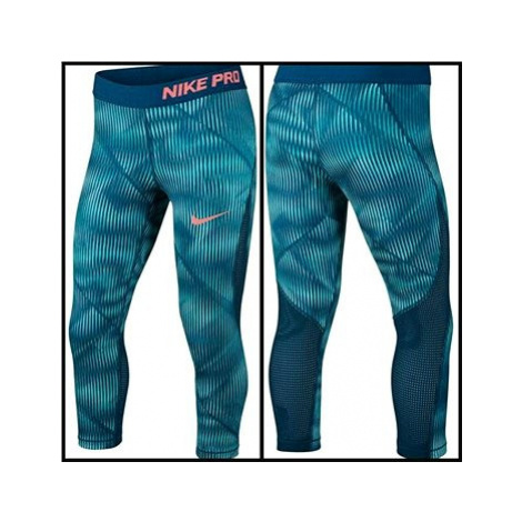 Nike Pro HyperCool Big Kids' BLUE