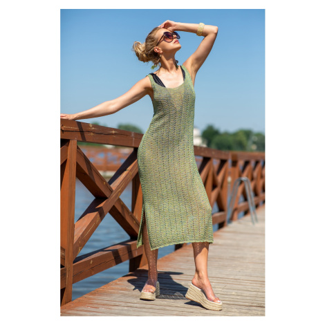 Fobya Unisex's Dress F1254