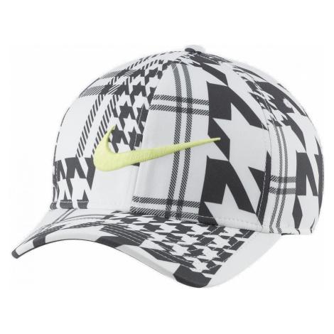 Kšiltovka Nike AeroBill Classic99 Bílá / Šedá