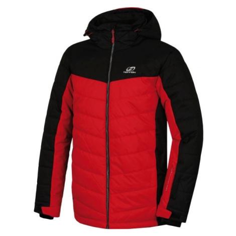 Hannah CORNELL červená - Pánská lyžařská bunda