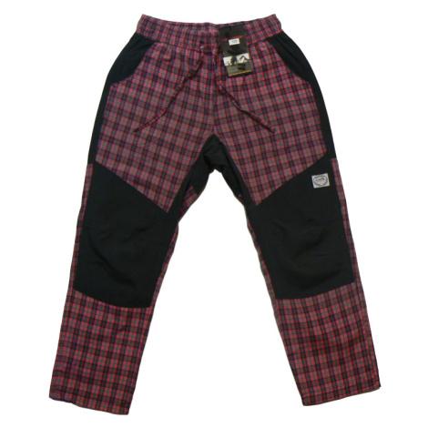 Dívčí plátěné kalhoty NEVEREST F1007cc