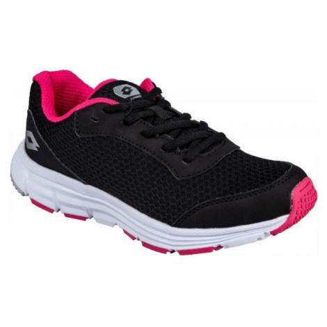 Lotto SPEEDRIDE 500 V W černá - Dámská běžecká obuv