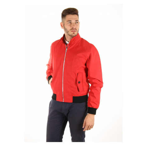 Calvin Klein pánská červená bunda