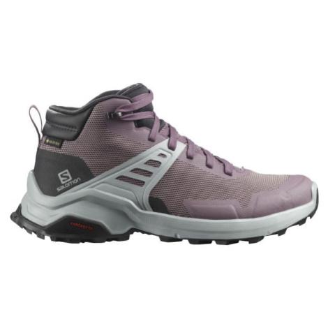 Salomon X RAISE MID GTX W - Dámská turistická obuv