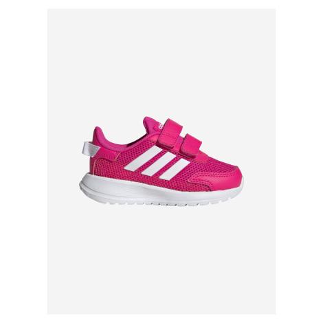 Tensaur Run I Tenisky dětské adidas Performance Růžová