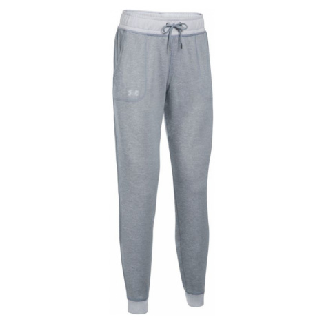 KALHOTY UNDER ARMOUR Tech Pant - Twist W - šedá