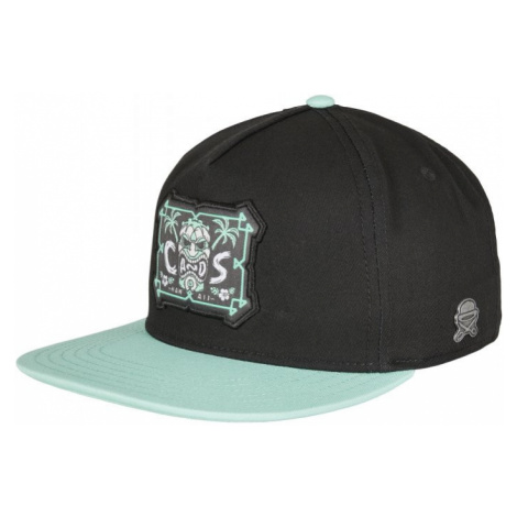 C&S CL Alelo Cap - black/mint Urban Classics