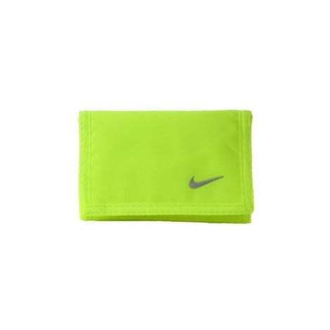 Nike BASIC WALLET světle zelená - Peněženka