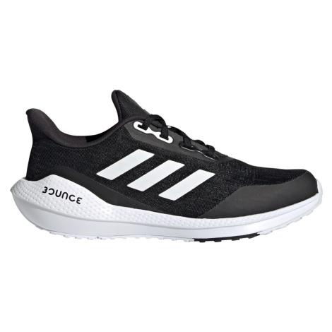 Dětská běžecká obuv adidas EQ21 Run Černá / Bílá