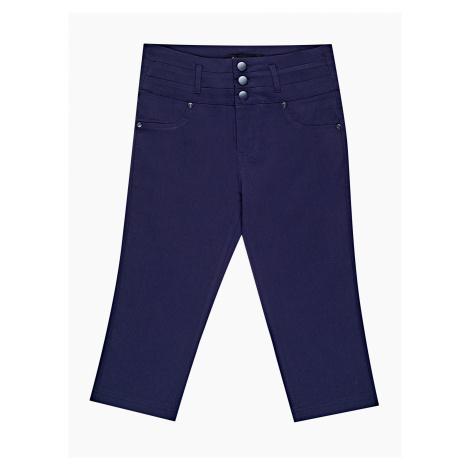 GATE Tříčtvrteční střečové kalhoty