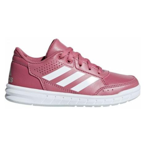 adidas ALTASPORT K růžová - Dětská volnočasová obuv