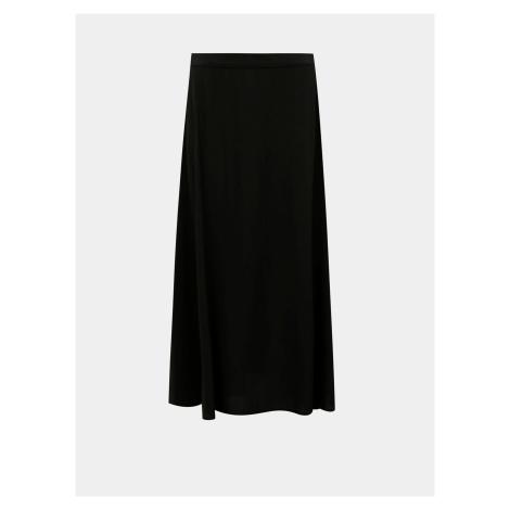 Vero Moda černá dlouhá sukně Vivian