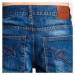 Rocawear / Straight Fit Jeans Relaxed in blue